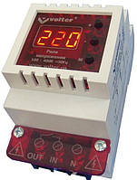 Реле контроля напряжения 40A Volter VC-01-40