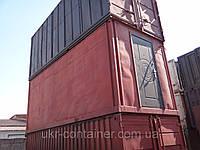 Торговый павильон, оборудован внутренней отделкой