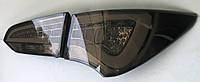 Hyundai Santa Fe 3 оптика LED SuperLux задняя светодиодная альтернативная черная
