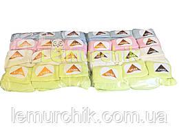 Носочки для ребенка легкие летние Турция (упаковка 12 пар)