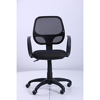 Кресло Бит, АМФ-8 Сетка черная (AMF-ТМ)