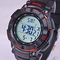 Наручные часы SKMEI 1238-3 с шагомером (красные) купить в Украине