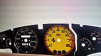 Шкалы приборов Fiat Coupe 2.0, фото 1