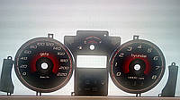 Шкалы приборов Hyundai Getz, фото 1