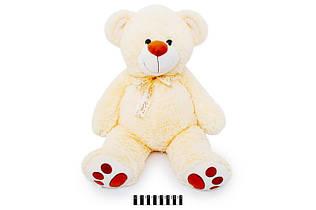 Мягкая игрушка плюшевый Медведь S-JY4051\60 сидячий 60 см, молочный мишка