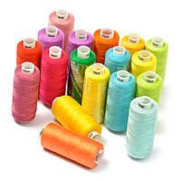 Нитки швейные «Идеал» Микс 20 упаковок