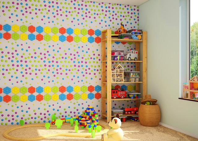 Гіпсові 3d панелі - дитяча серія.