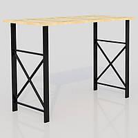 Опора для барного стола из металла 1123