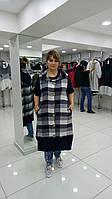 Женское платье 56-64р пр-во Турция Dolarss жатка