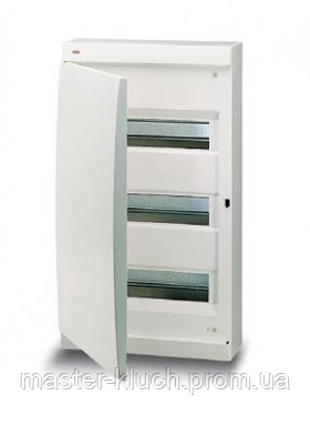 Шкаф электрический накладной 36 модулей ABB Unibox