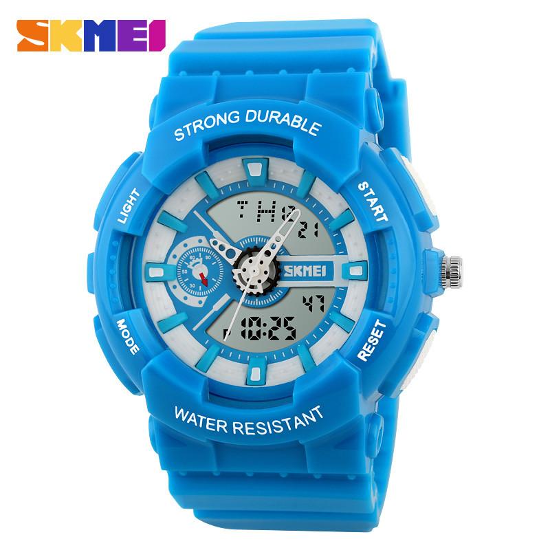 Детские наручные часы SKMEI 1052 blue