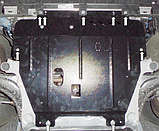 Защита картера двигателя и кпп Renault Megane RS Coupe 2011- с установкой! Киев, фото 2