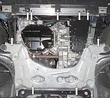 Защита картера двигателя и кпп Renault Megane RS Coupe 2011- с установкой! Киев, фото 3