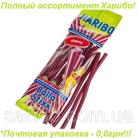 Желейные конфеты Вишнeвые палочки Харибо Haribo 200гр., фото 2