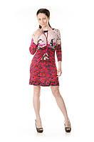 Платье красное Just Cavalli