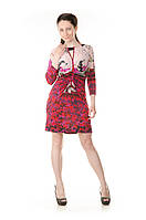 Платье красное Just Cavalli, фото 1