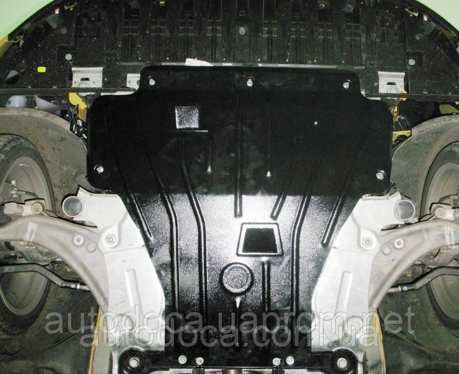 Защита картера двигателя и кпп Renault Megane RS Coupe 2011- с установкой! Киев