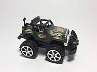Машинка детская военная