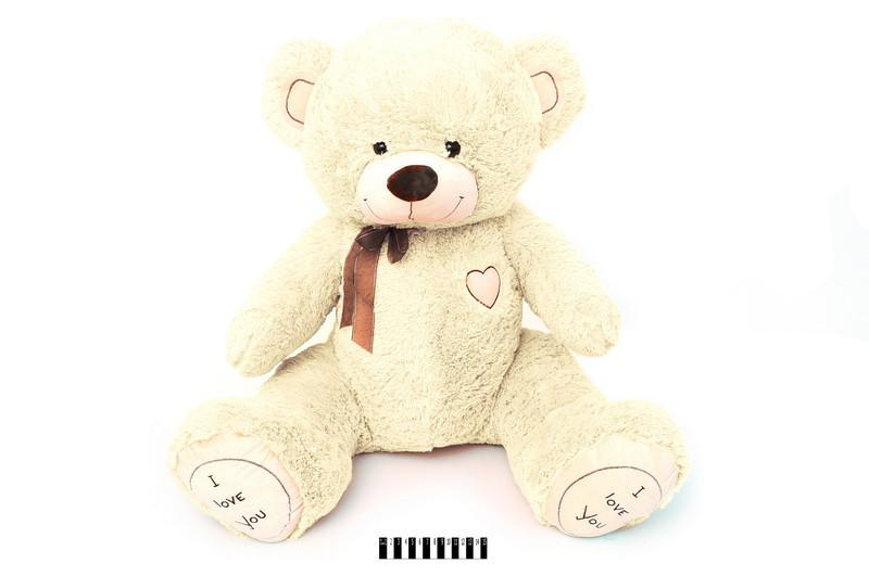 Мягкая игрушка Мишка с бантом S-JY4505\90 сидячий 90 см