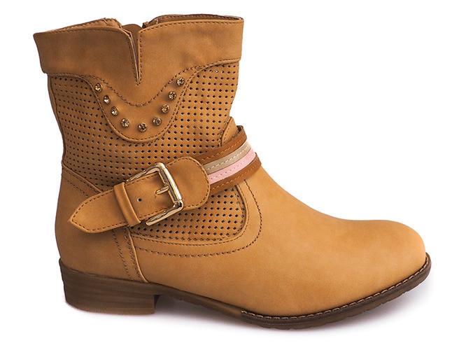 Женские ботинки Bustillos