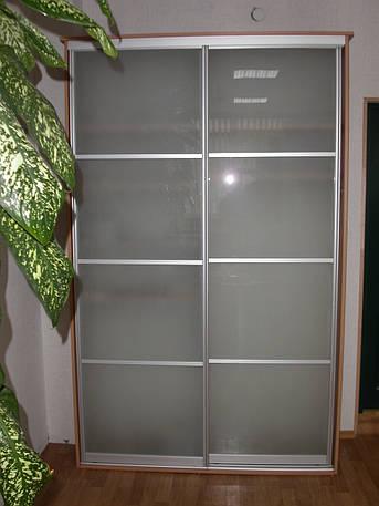 Фасады  купе наполнение стекло матовое, фото 2