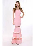 Выпускное красивое платье  3 цвета