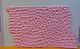"""Молд силиконовый для декора """"Кожа текстура"""" 17 см 10,5см, фото 2"""