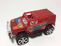 Машинка детская красная