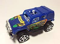 Машинка детская синяя