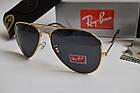 Очки Ray Ban черные (replica), фото 6