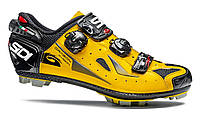 Велотуфли МТБ Sidi Dragon 4 SRS CC Lucido Yellow/Black