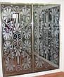 Двери купе з наполнением зеркало пескоструй (для шкафов, гардеробных), фото 5