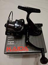Катушка рыболовная карповая с байтранером KAIDA HV 60 3 bb