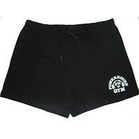 Мужские шорты для бодибилдинга POWERHOUSE GYM, черные