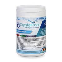 Хлор шоковый 1 кг в таблетках 20 гр Crystal Pool Quick Chlorine Tablets (Химия для бассейнов)