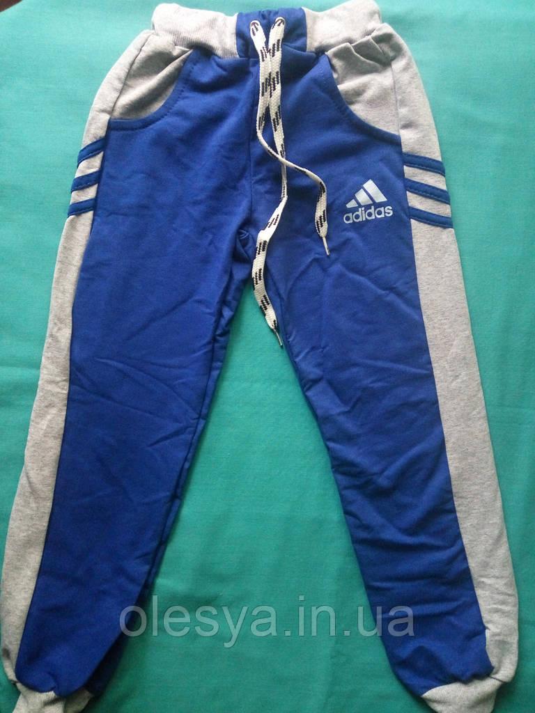 Спортивные штаны детские на  мальчика размер 34