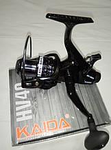 Котушка рибальська з байтранером KAIDA HV 40 3 bb