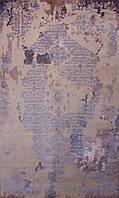 Современный  ковер шерсть с шелком