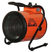 Промышленный тепловентилятор (тепло-пушка) TM VITALS EH-90 9000W (1кВт=10кв.м.) 380V