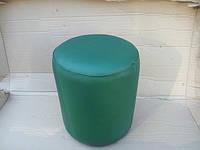 Пуф пуфик мягкая мебель зеленого цвета