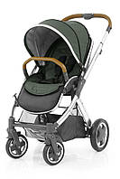 Детская прогулочная коляска Oyster 2 Olive Green / Mirror Tan ТМ BabyStyle