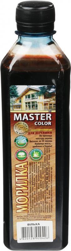 Морилка Орех Master color 0,4л/21шт
