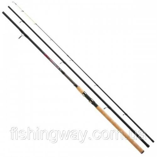Фидер JAXON BLACK ARROW FEEDER 3,60m 60-120g