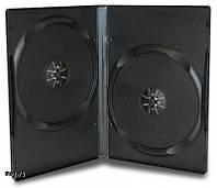 Amarey DVD бокс на 2 диска, 7 мм, черный, ящик 100 шт