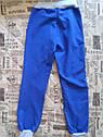 Детские спортивные штаны Адидас на мальчика 34 размер Хлопок, фото 4