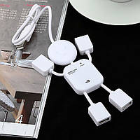 USB ХАБ ЧЕЛОВЕЧЕК, фото 1