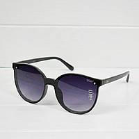 Очки женские от солнца Dior Fire черные, магазин очков