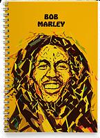 Блокнот Тетрадь Bob Marley, №3