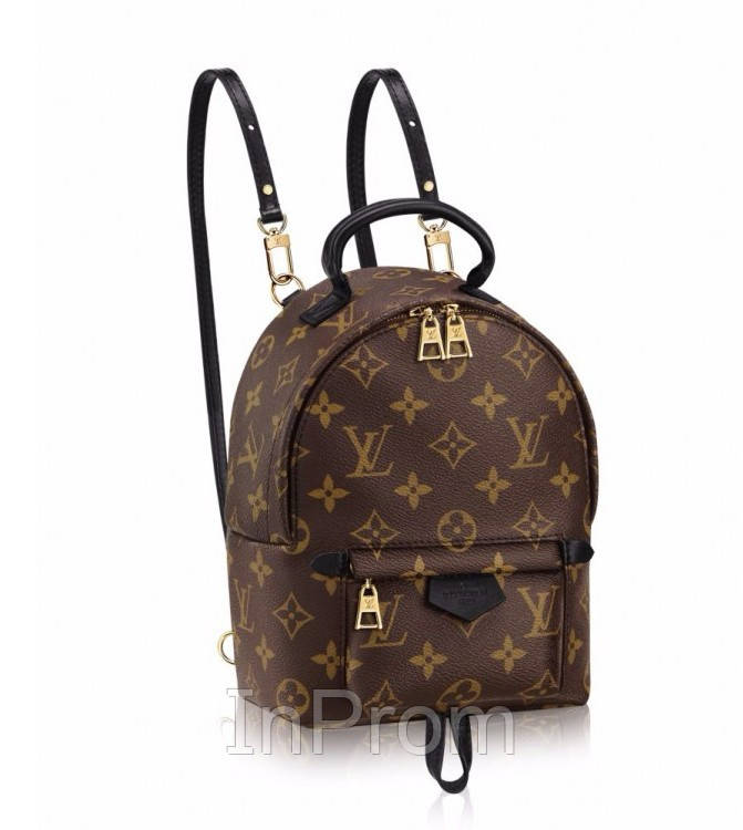 Рюкзак Louis Vuitton Palm Springs Backpack Mini 1:1