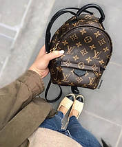 Рюкзак Louis Vuitton Palm Springs Backpack Mini 1:1, фото 2